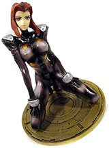 Masamune Shirow's Man/Machine Interface Fire Wall Resin Statue