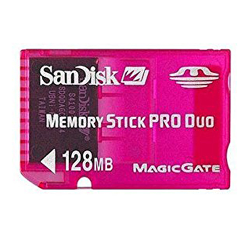 PSP 128 MB Memory Stick Pro Duo
