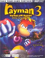 Rayman 3 Hoodlum Havoc BradyGames Official Strategy Guide