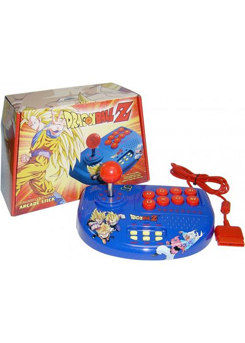 PlayStation 2 Dragon Ball Z Collectors Edition Arcade Stick
