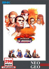 Art of Fighting 3: Path of the Warrior Neo Geo AES