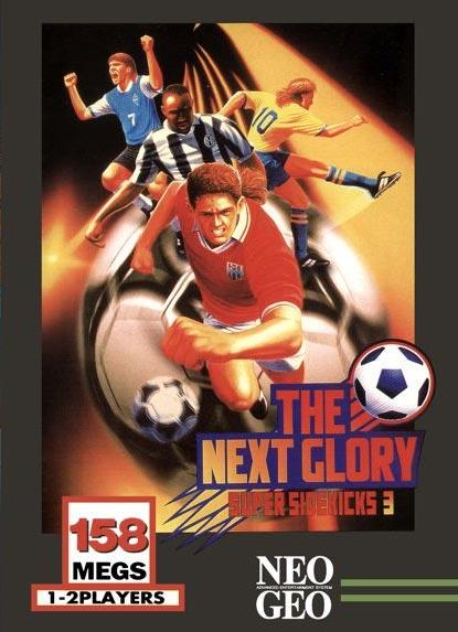Super Sidekicks 3: The Next Glory Neo Geo AES