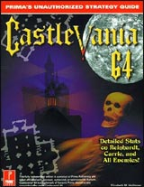 Castlevania 64 Unauthorized Strategy Guide Book