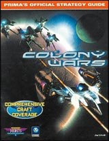 Colony Wars Official Strategy Guide Book