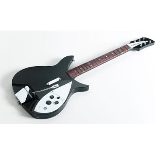 Rock Band Beatles Wireless Rickenbacker 325 Guitar Controller
