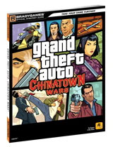 Grand Theft Auto Chinatown Wars PSP Official Strategy Guide