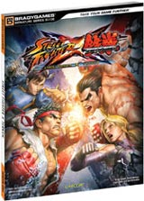 Street Fighter X Tekken Official Guide