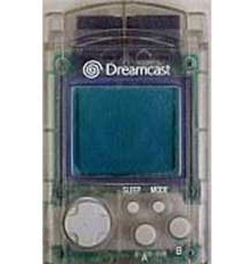 Dreamcast Clear VMU by Sega