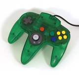N64 Controller by Nintendo Jungle Green
