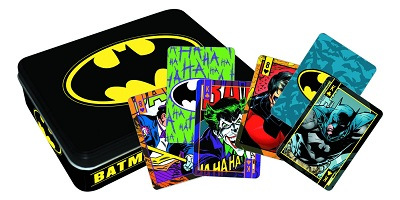 Batman Playing Card Gift Tin