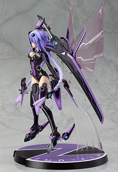 Hyperdimension Neptunia Purple Heart Figure