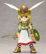 Legend of Valkyrie Valkyrie Plastic Model Kit