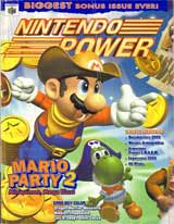 Nintendo Power Volume 128 Mario Party 2