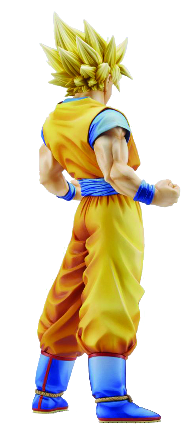 Dragon Ball Z: Master Stars Piece Son Goku Figure 2