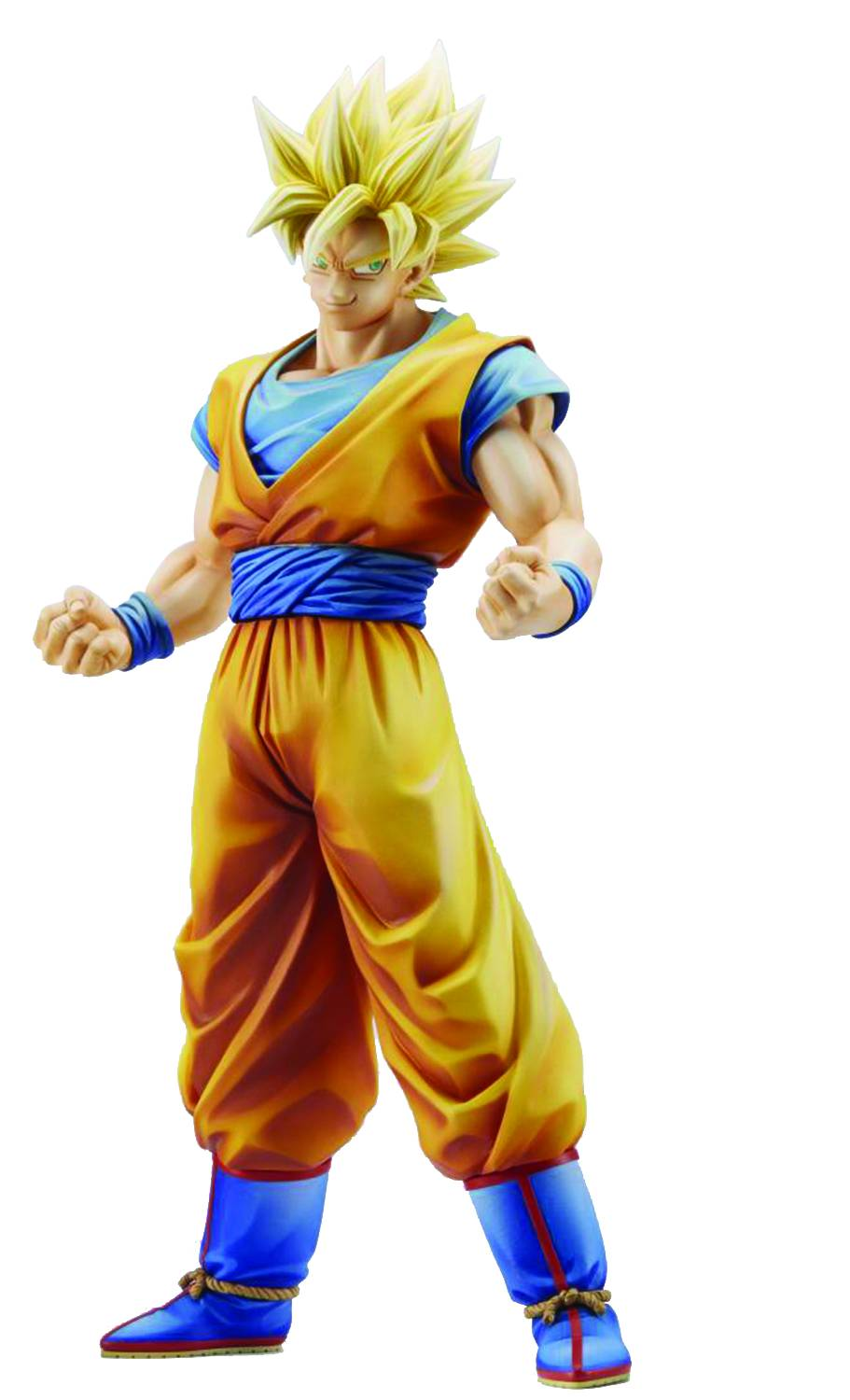 Dragon Ball Z: Master Stars Piece Son Goku Figure