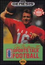 Joe Montana II Sports Talk Football