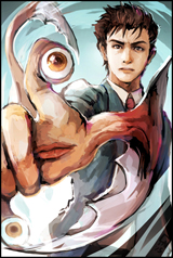 Parasyte the Maxim Digital Print