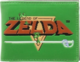 Legend of Zelda Green Bi-Fold Wallet