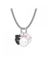 Tokyo Ghoul Multi Mask Charm Necklace