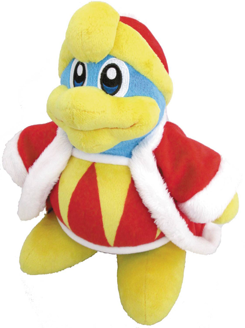 Kirby King DeDeDe 10 Inch Plush