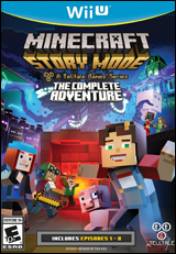 Minecraft: Story Mode The Complete Adventure
