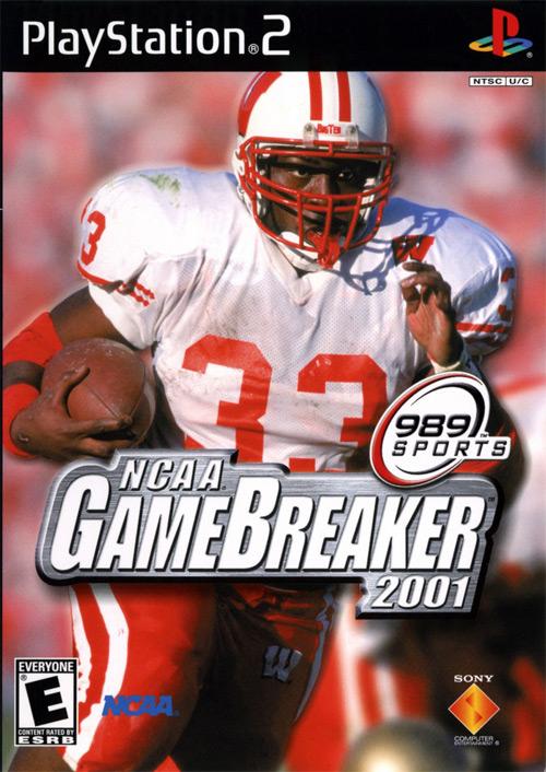NCAA Gamebreaker 2001