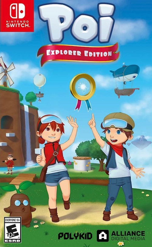 Poi Explorer's Edition