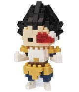Dragon Ball Z Vegeta Nanoblock Set