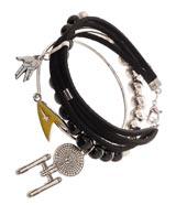 Star Trek 3 Piece Bracelet Set