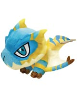 Monster Hunter Tigrex Chibi Plush