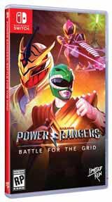 Power Rangers: Battle for the Grid Ranger Edition