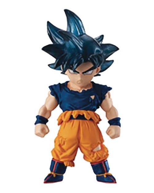 Dragon Ball Super Adverge 11 Mini Figures