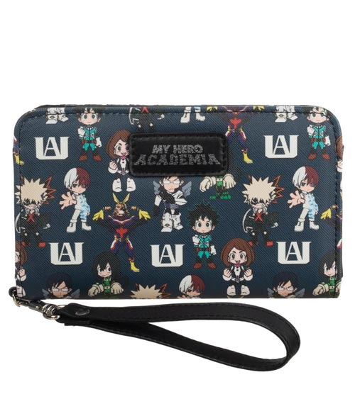My Hero Academia Multi-Character Tech Wallet