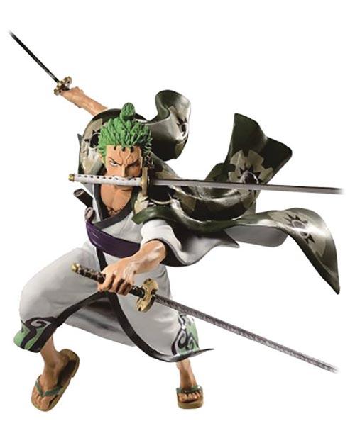 One Piece: Full Force Zorojuro Ichiban Figure