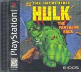 Incredible Hulk: The Pantheon Saga