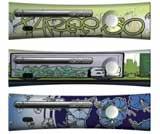 Xbox 360 Faceplate TSZ Designer by Pelican