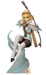 Tales of The Abyss Natalia Lanvaldear PVC Statue