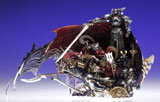 Final Fantasy Master Creatures Knights of the Round