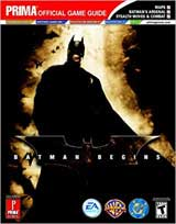 Batman Begins Official Game Guide