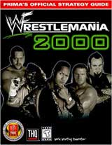 WWF Wrestlemania 2000 Official Strategy Guide Book