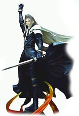 Final Fantasy VII Static Arts: Sephiroth 14