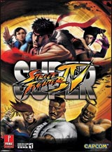 Super Street Fighter IV Prima Official Game Guide