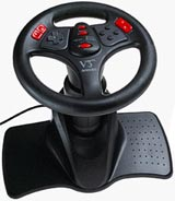 Nintendo 64 V3 Racing Wheel