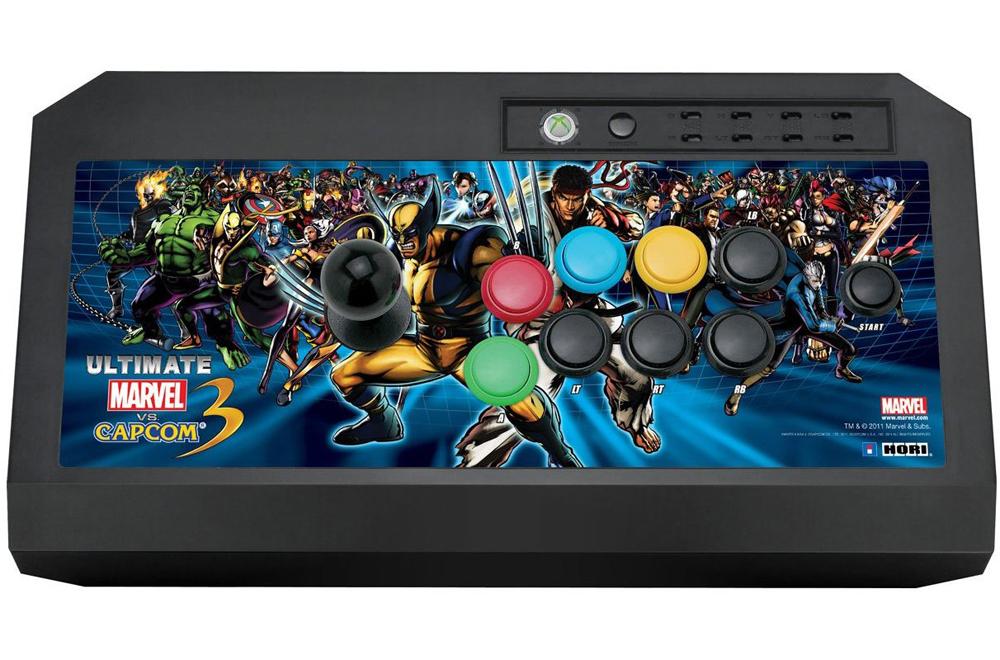 Xbox 360 Ultimate Marvel vs. Capcom 3 Arcade Stick