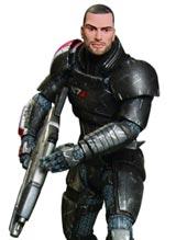 Mass Effect 3 Series 1 Shepard Action Figure