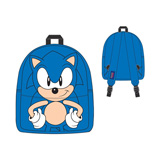 Sonic The Hedgehog Sonic Pose Backpack (Mini Size)