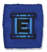 Mega Man 10 Energy Tank Sweatband