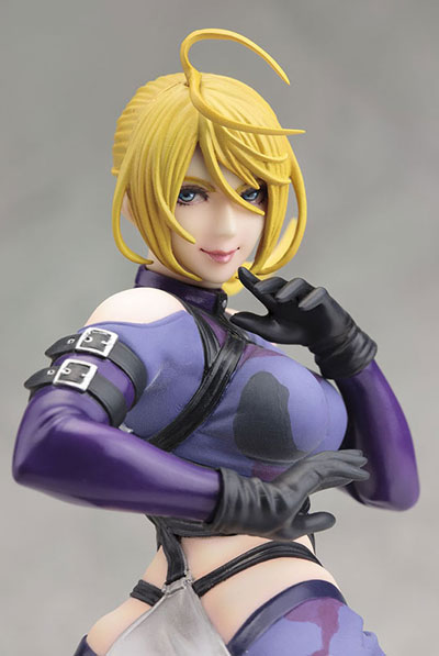 Tekken Tag Tournament 2 Nina Williams Bishoujo 8 Inch 1/7 Scale Statue