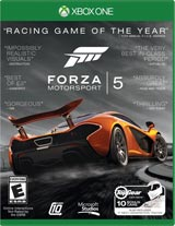 Forza 5 Game of the Year Edition