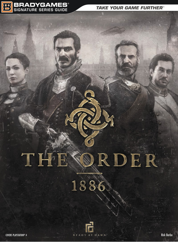 Order: 1886 Official Strategy Guide